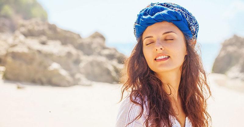 Gorro mujer turbante