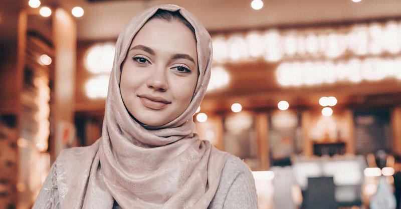 Hiyab mujer